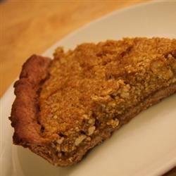 Photo of Kabocha Squash Pie (Japanese Pumpkin Pie) by lilyumestar