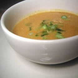 Thai Cucumber Soup Recipe