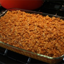 Steph's version of Charline's Sweet Potato Casserole