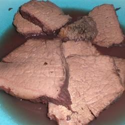 Red Wine Flavored Beef Recipe