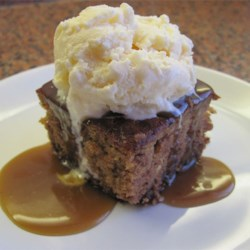 Cake Recipes: Sticky Toffee Pudding Cake