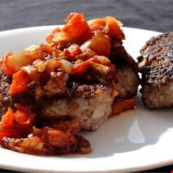 Algerian Kefta (Meatballs)