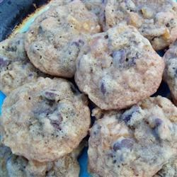 Photo of Chocolate Chip Apricot Cookies by ABBY21