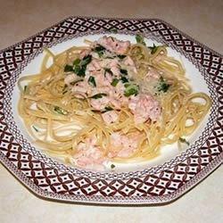 Scrumptious Seafood Linguine