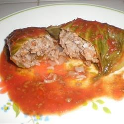 Cabbage Rolls II (Inside)