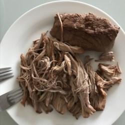 Pressure Cooker Barbeque Pork