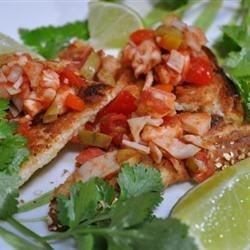 Eric and Debi's Seafood Seviche Recipe