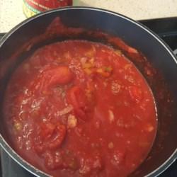 Italian Stewed Tomatoes Recipe Photos Allrecipes Com