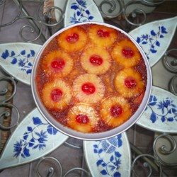 Pineapple Upside-Down Cake VII