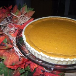 Cindy's Pumpkin Pie Recipe