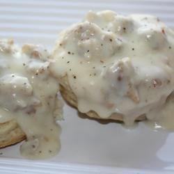 Sausage Gravy III Recipe