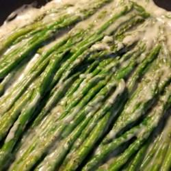 Aromatic Asparagus