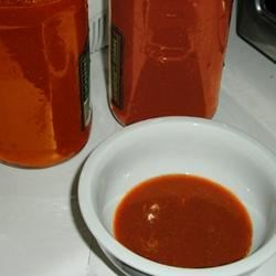 Lake of Fire Hot sauce
