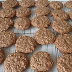Mexican Oatmeal Cookies Recipe
