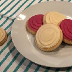 vegan almond flour sugar cookies printer friendly