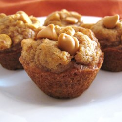 Mini Pumpkin Butterscotch Muffins Recipe