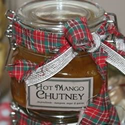 Kokub's Mango Chutney from Pakistan Recipe