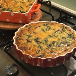 belle and chrons spinach and mushroom quiche printer friendly