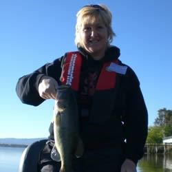 Bass Fishing in Oregon