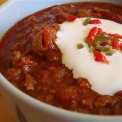 Chili con Carne II Recipe