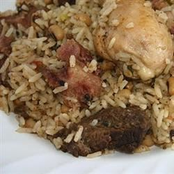 Caribbean Cook Up Recipe