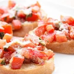 Balsamic Bruschetta Recipe