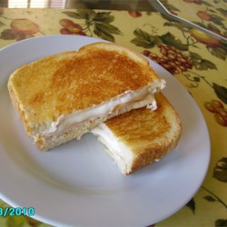 Grilled Chicken Cordon Bleu Sandwiches Recipe