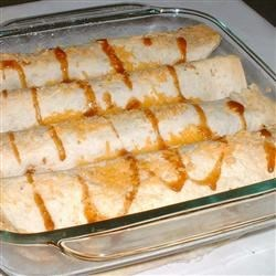 Three Pan Potato Enchiladas Recipe