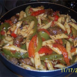 Mama Corleone's Sausage and Peppers Recipe