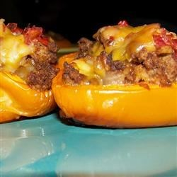 Photo of Fiesta Stuffed Peppers by Lisa Meece