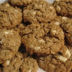 Toasted Oats Cookies Recipe