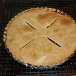 Image of Apple Cranberry Tart, AllRecipes