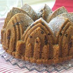 Easy Chocolate Chip Pound Cake
