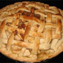 Butter Flaky Pie Crust