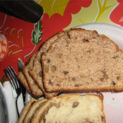 Nana's Nut Bread Recipe