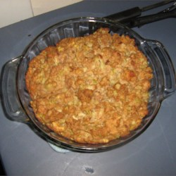 Simmer Family Turkey Stuffing Recipe