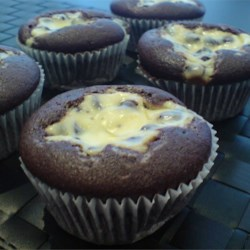 Black Bottom Cupcakes I