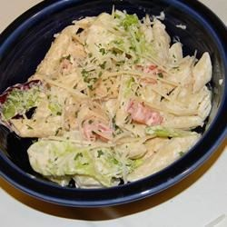 Chicken Caesar Pasta Recipe