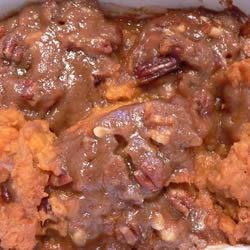 Eggless Sweet Potato Casserole Recipe