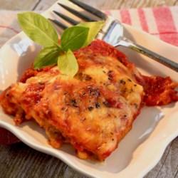 Eggplant Parmesan II