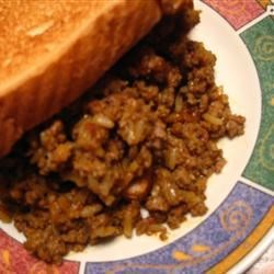 Sloppy Joes I Recipe