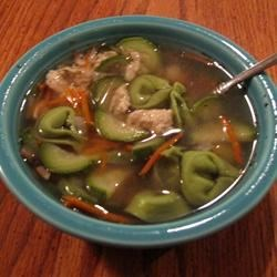 California Chicken Soup Recipe