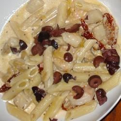 Key West Penne Recipe