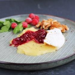 Raspberry Currant Sauce