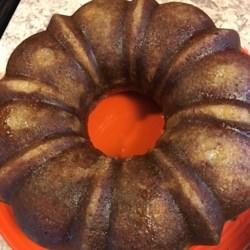 Aunt T's D.W.I. Rum Cake