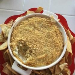 Creamy Jalapeno Popper Dip