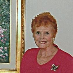 Gail, An Artist