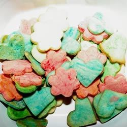 Cookie Mold Sugar Cookies Recipe