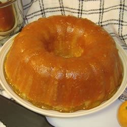Image of Apricot Brandy, Peach Schnapps Pound Cake, AllRecipes