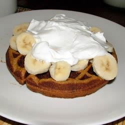Photo of Gingerbread Waffles by Ann  Nace